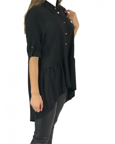 Blouse Blancha black