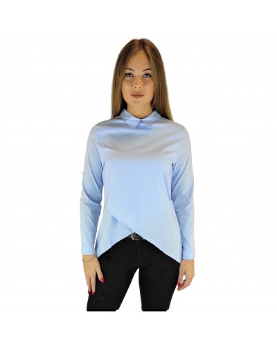 Blouse Amel blue