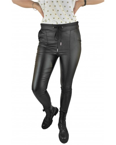 Eco leather pants