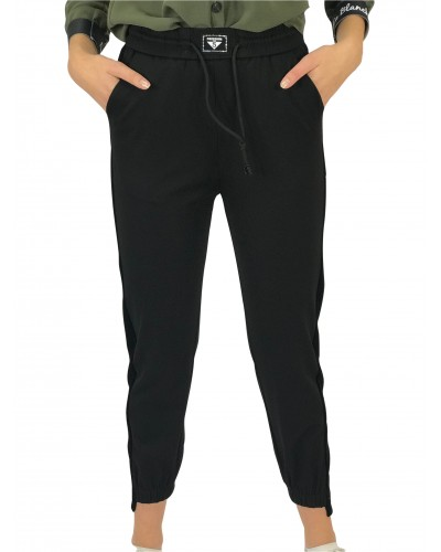 Pants with straps