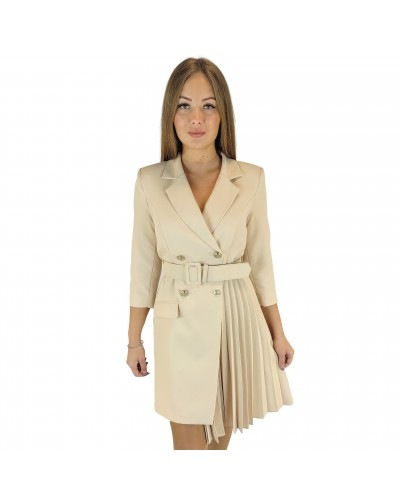 Jacket type dress
