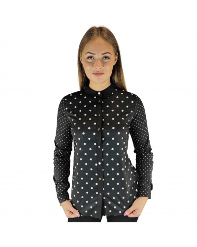 Blouse Pearl with bubbles