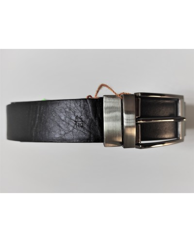 Double-sided men's leather...