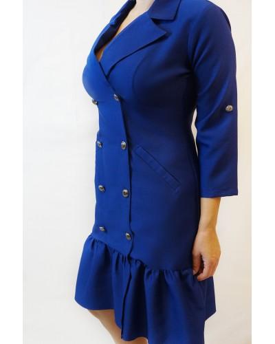 Švarko tipo universali suknelė